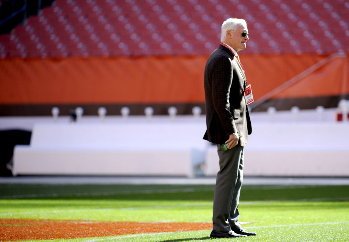 Haslam has been looking for answers, mostly in vain, as Browns owner.