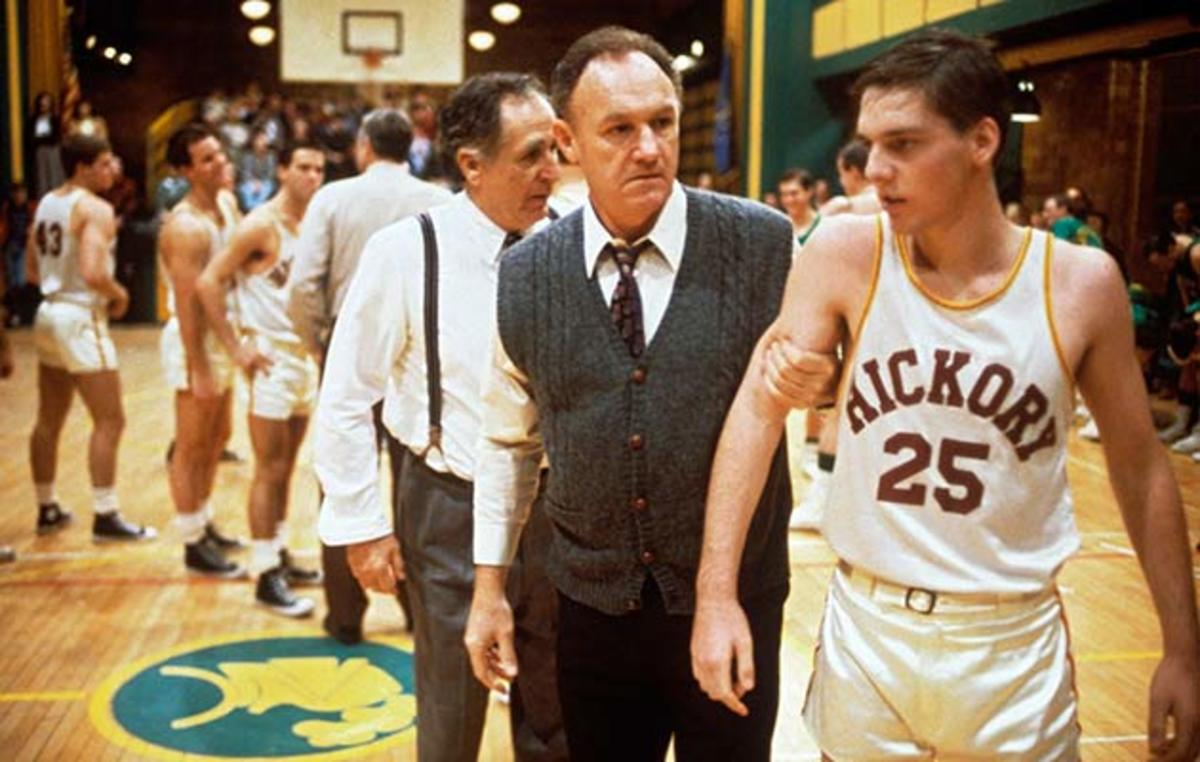 """Stanford Patton: """"Attucks has the same essence of Hoosiers but in a different direction. We both had to overcome."""""""