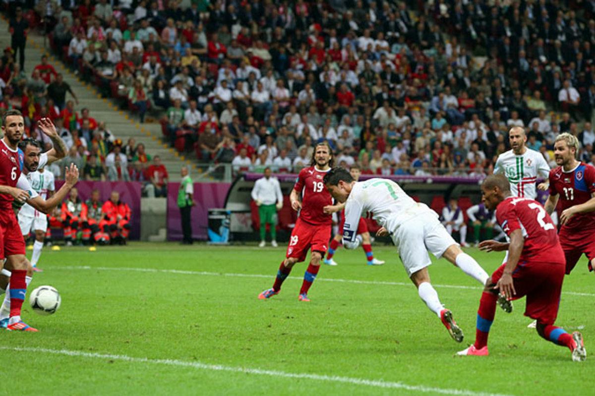 Portugal-Czech Republic 1-0