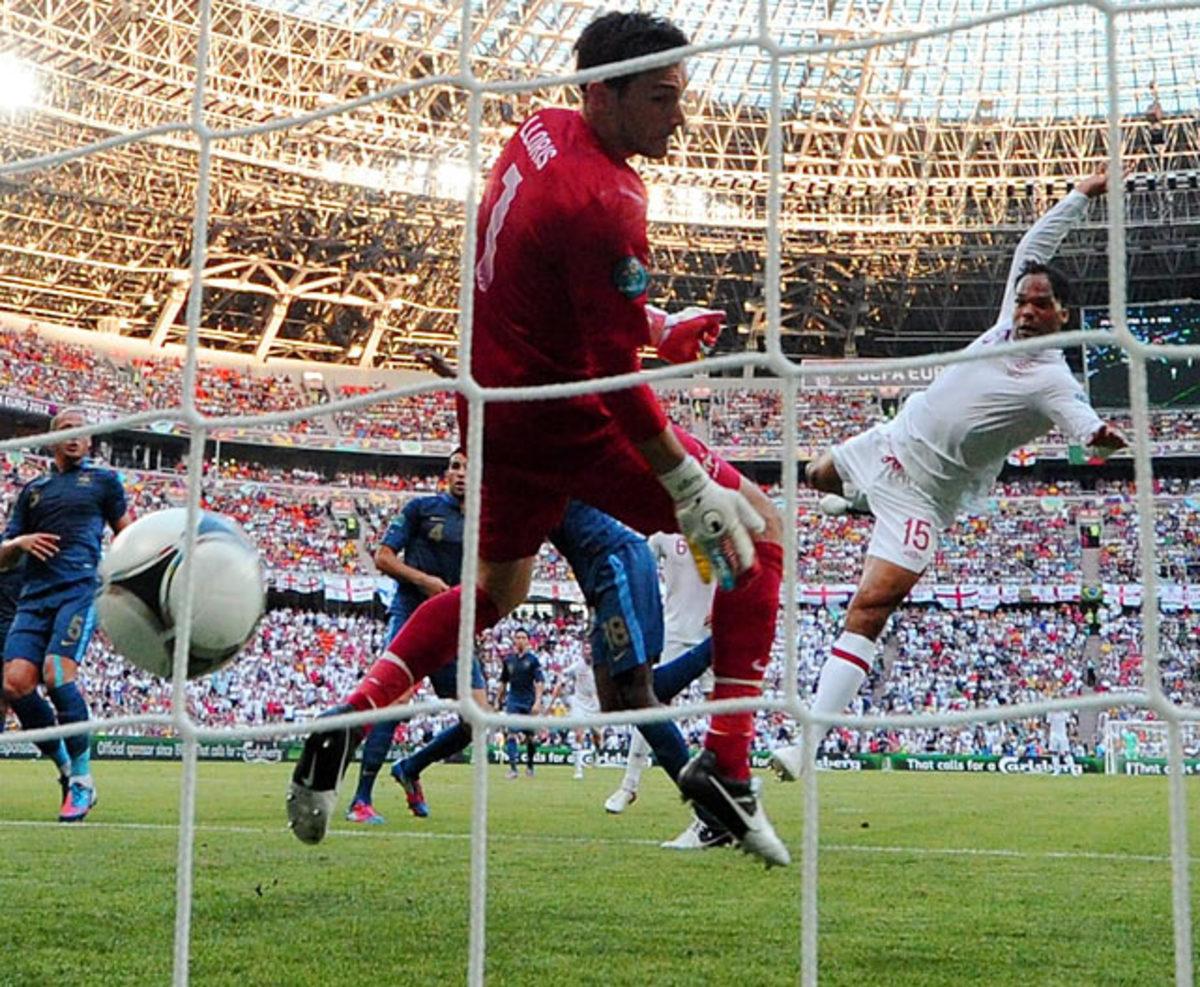 England-France (1-1)