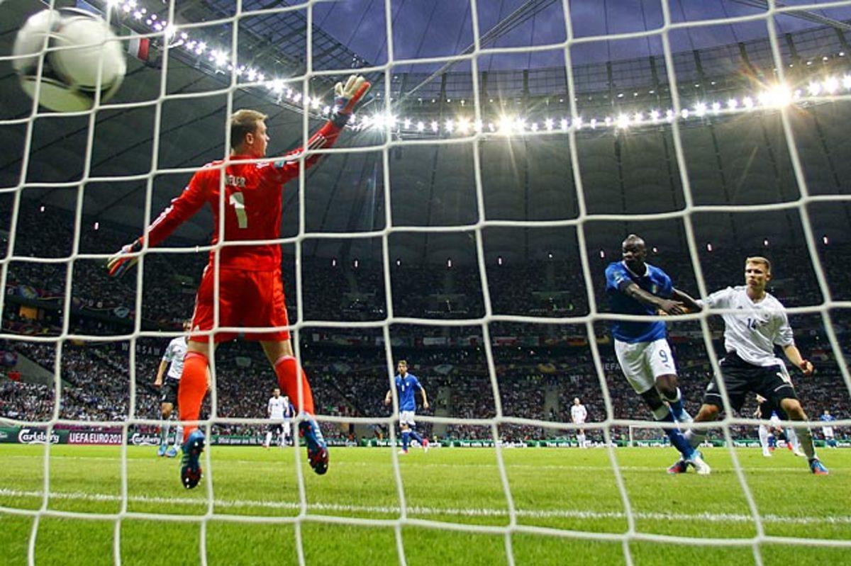 Italy-Germany 2-1