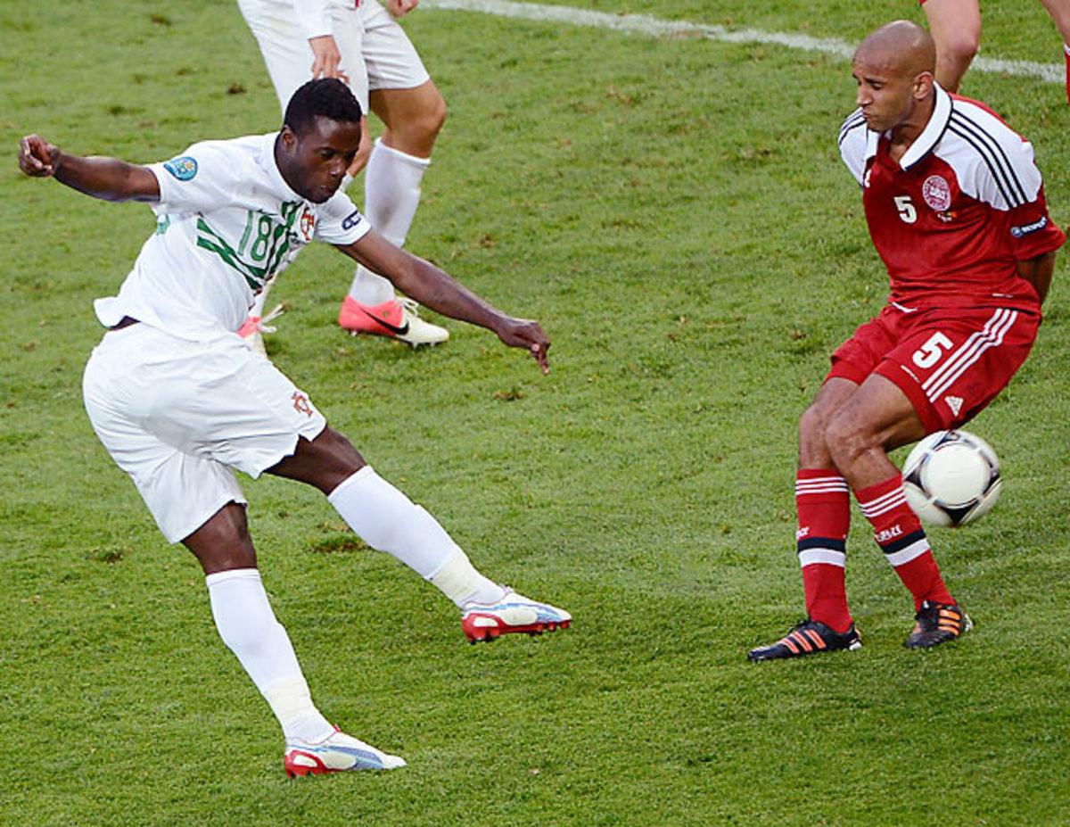 Portugal-Denmark (3-2)