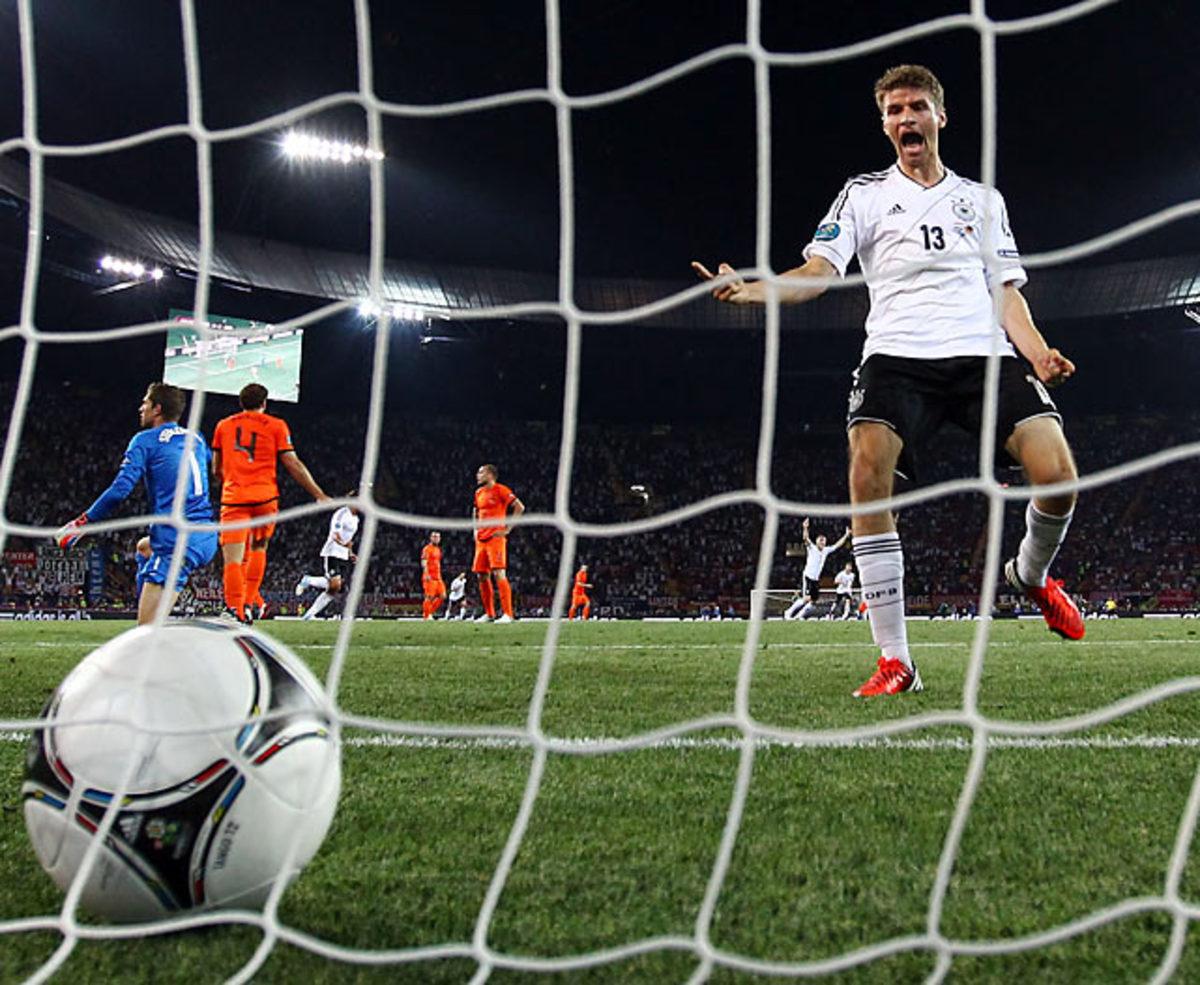 Germany-Netherlands (2-1)