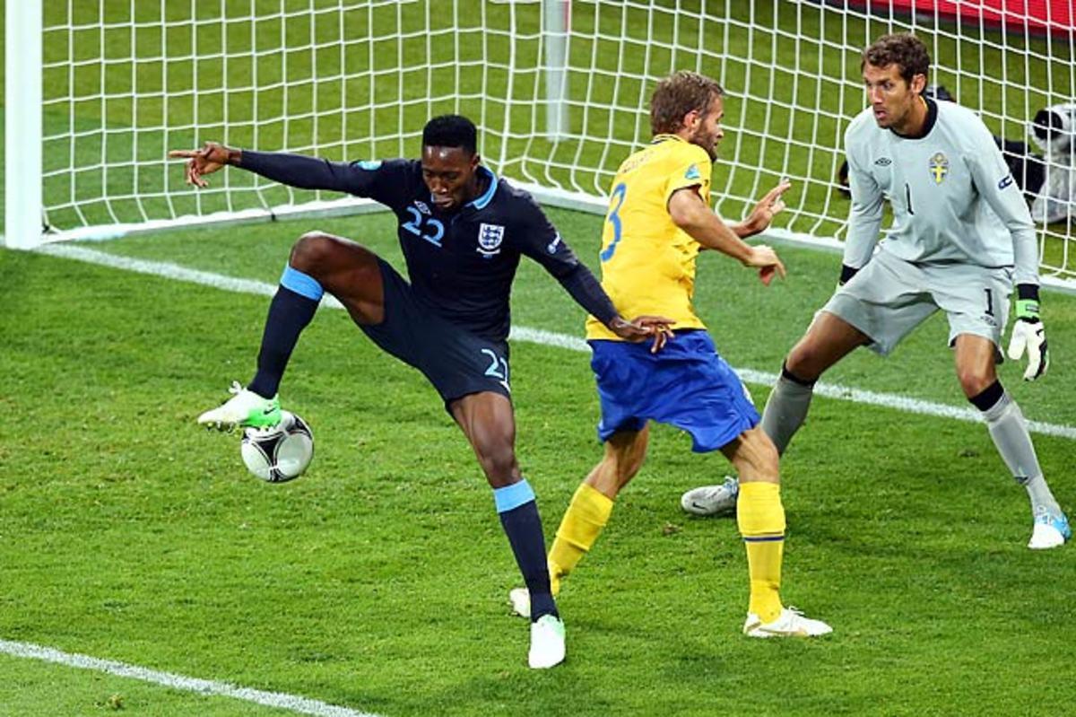 England-Sweden (3-2)