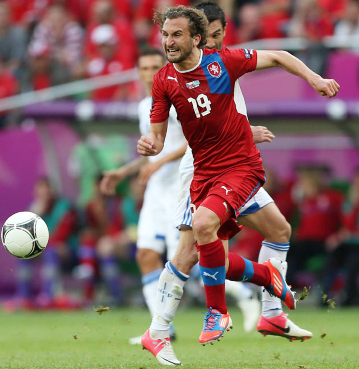 Czech Republic-Greece (2-1)