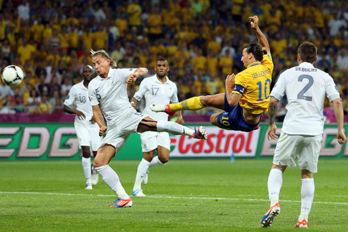 Sweden-France 2-0