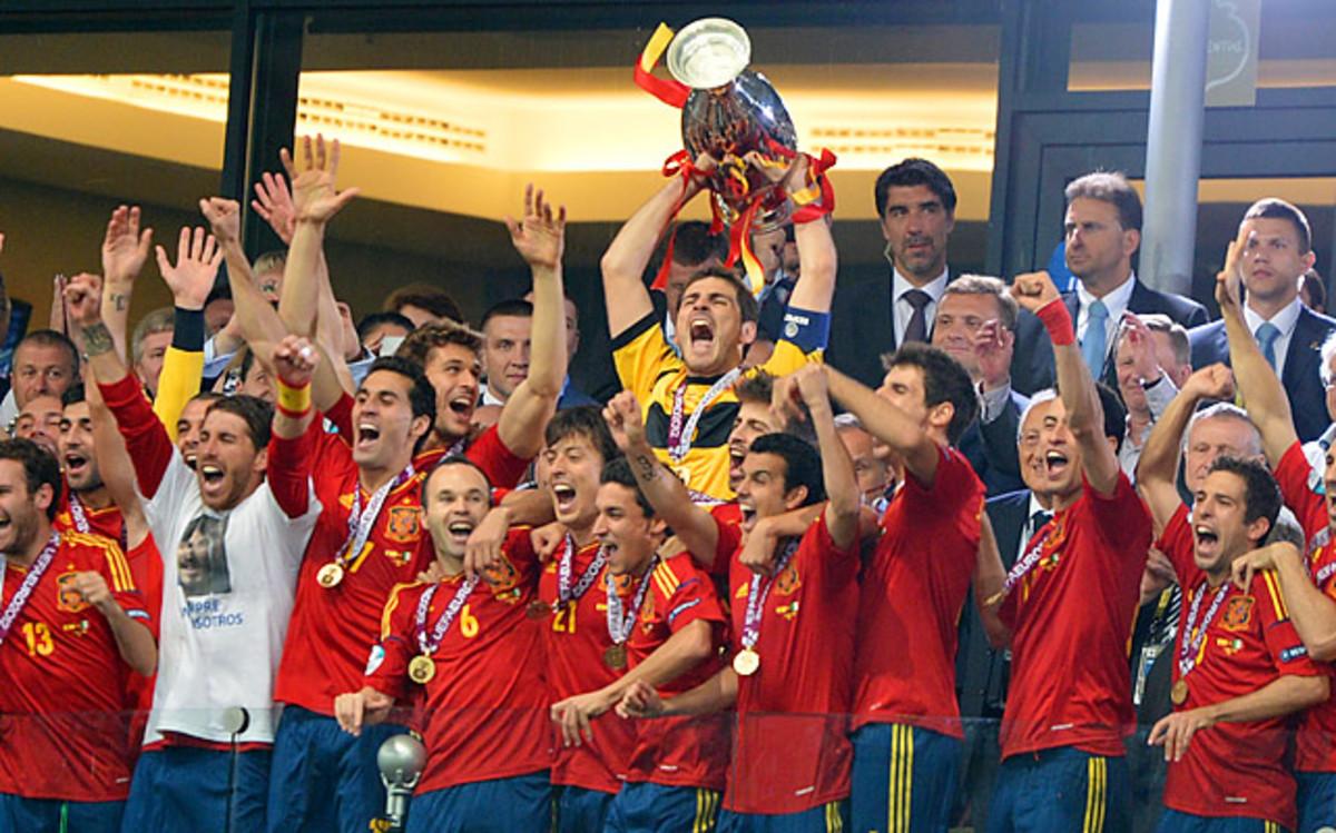 Spain-Italy 4-0