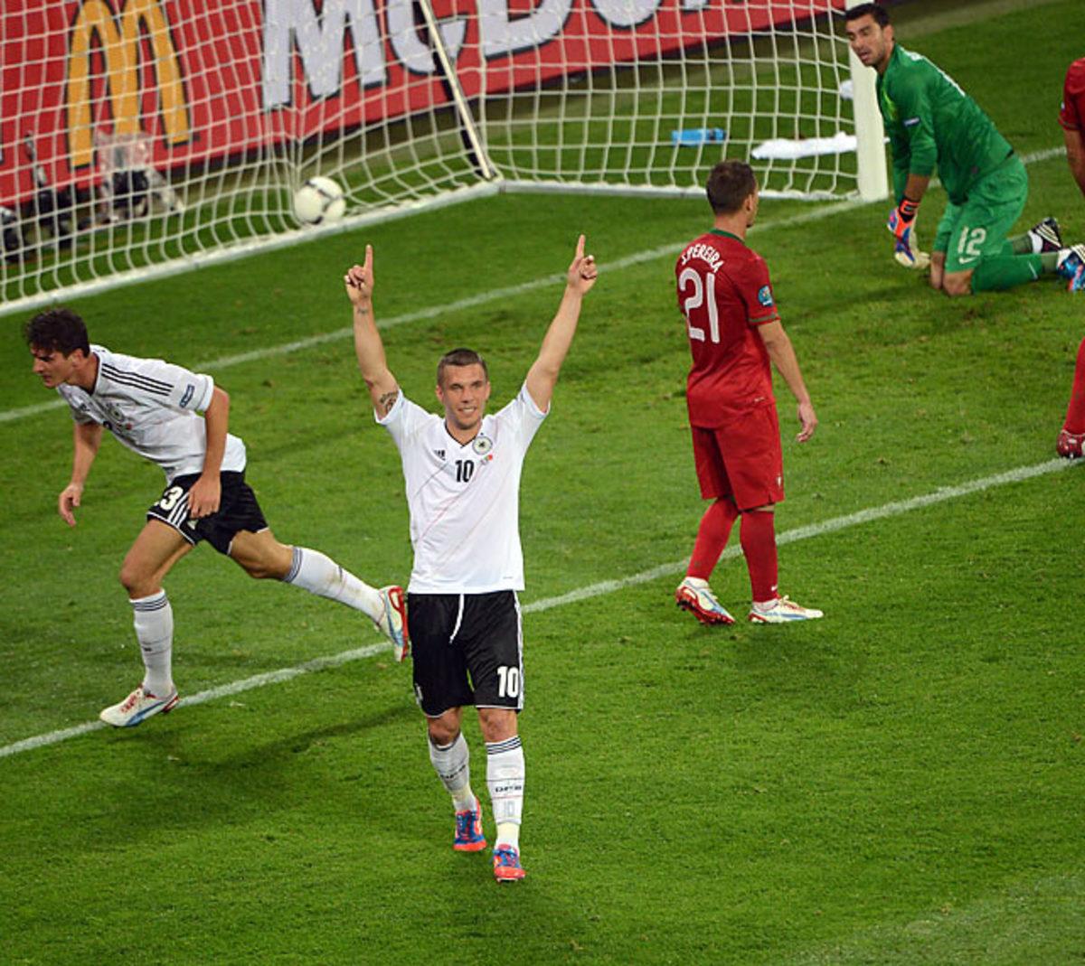 Germany-Portugal (1-0)