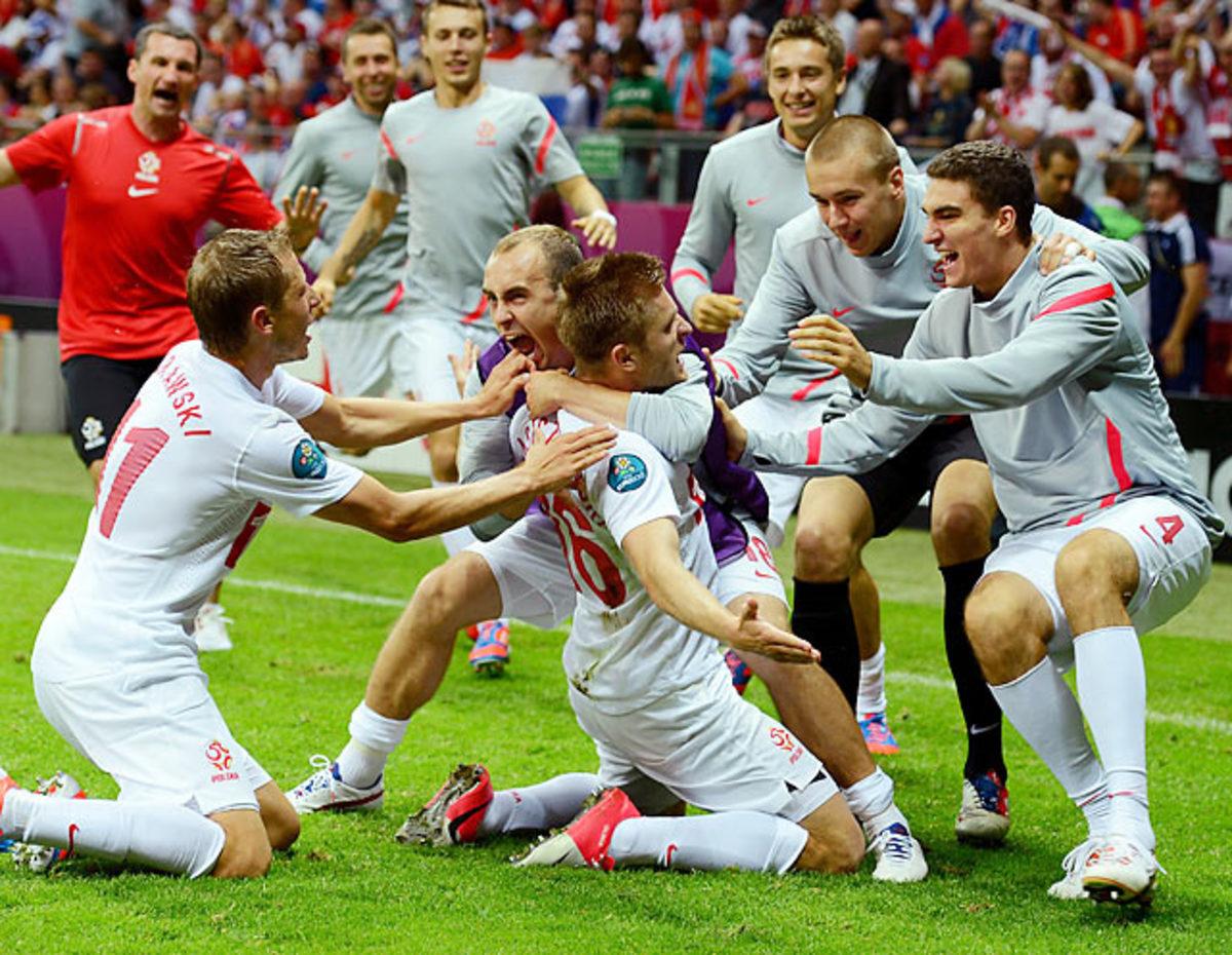 Poland-Russia (1-1)