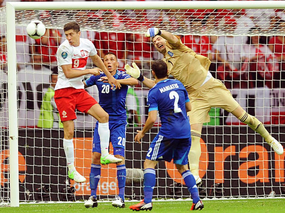 Poland-Greece (1-1)