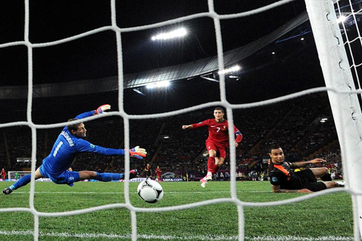 Portugal-Netherlands 2-1