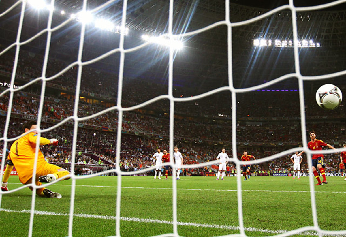 Spain-France 2-0