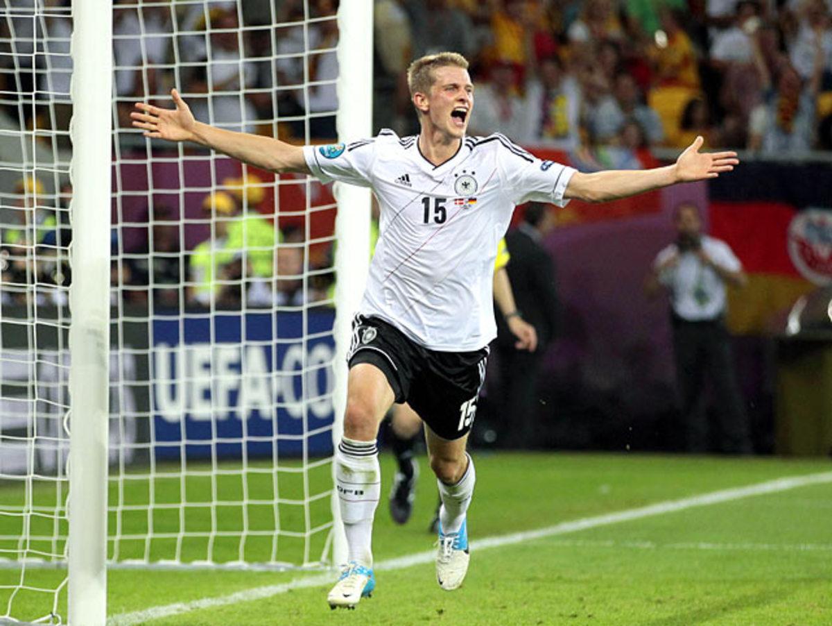 Germany-Denmark 2-1