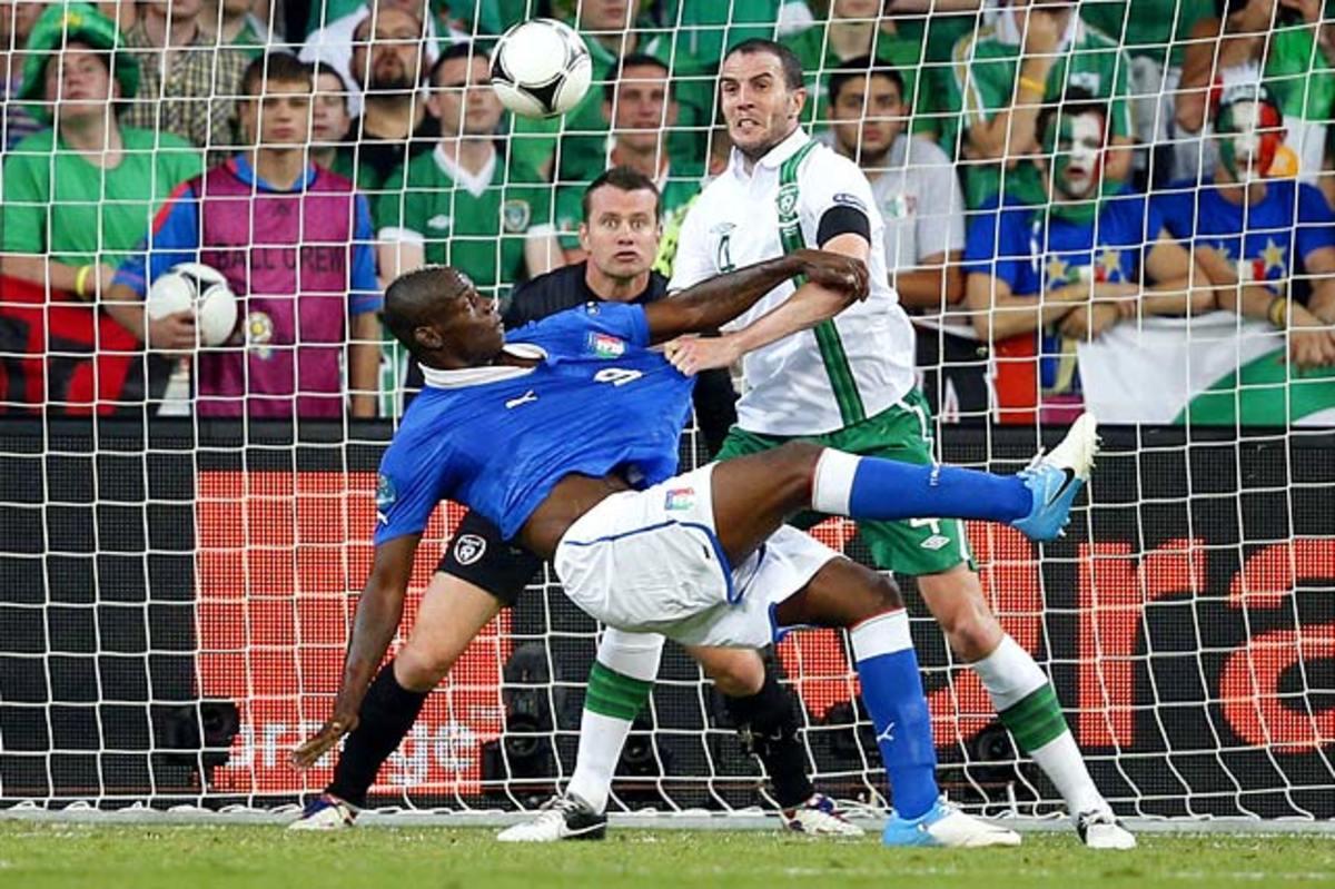 Italy-Ireland 2-0