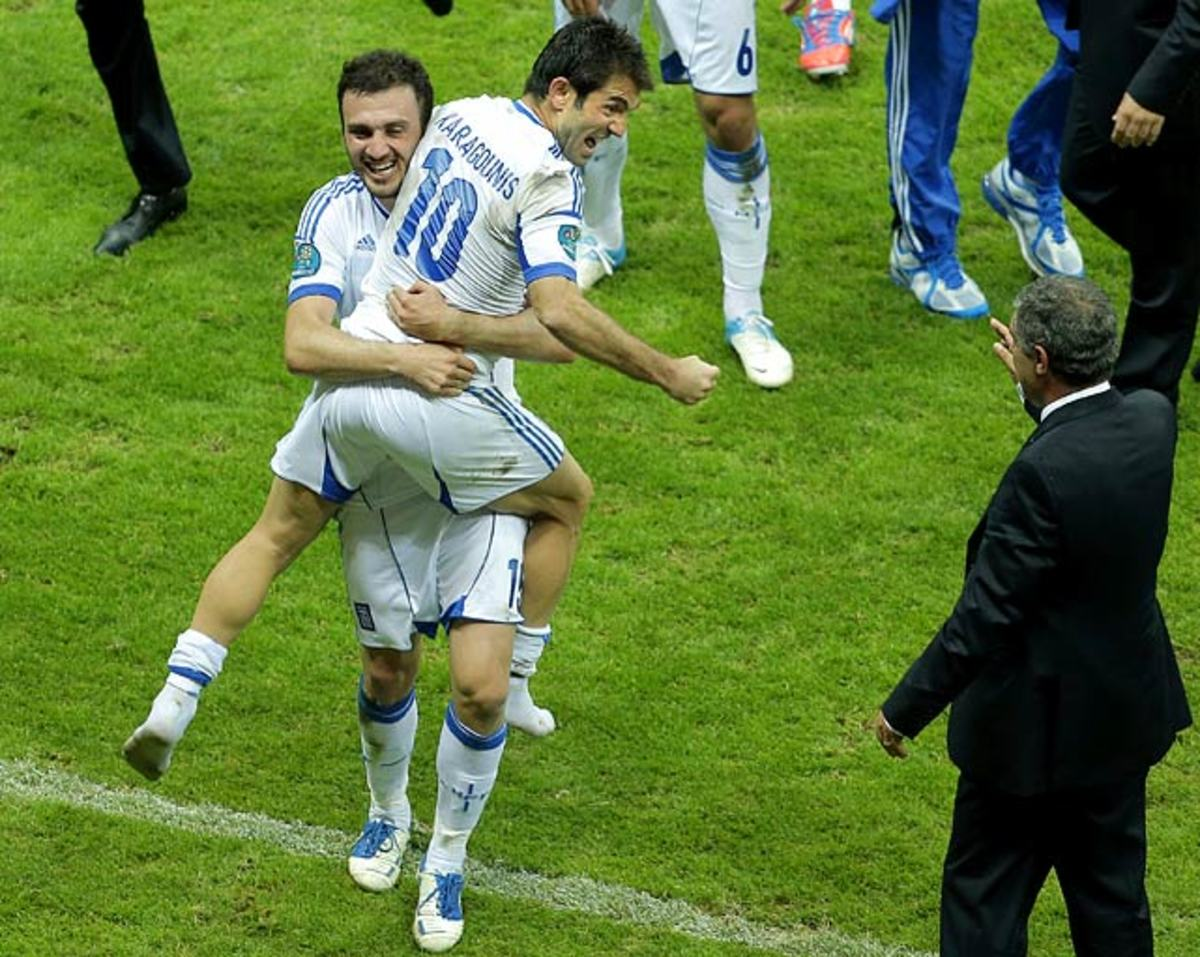 Greece-Russia 1-0