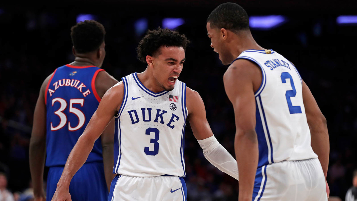 The Most Intriguing NBA Draft Prospects From the Champions Classic