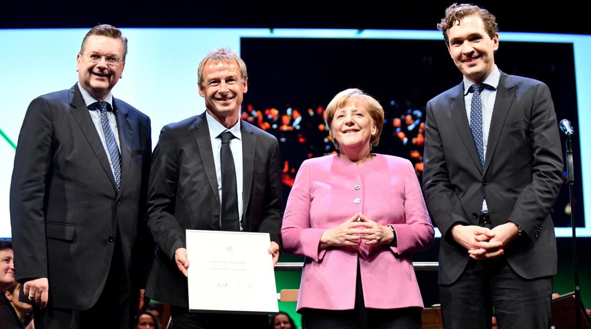 Jurgen Klinsmann named honorary captain of Germany national team - Sports  Illustrated