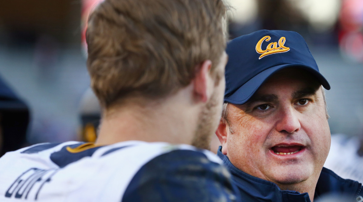 Cal coach Dykes worked under Air Raid offense gurus Hal Mumme and Mike Leach.