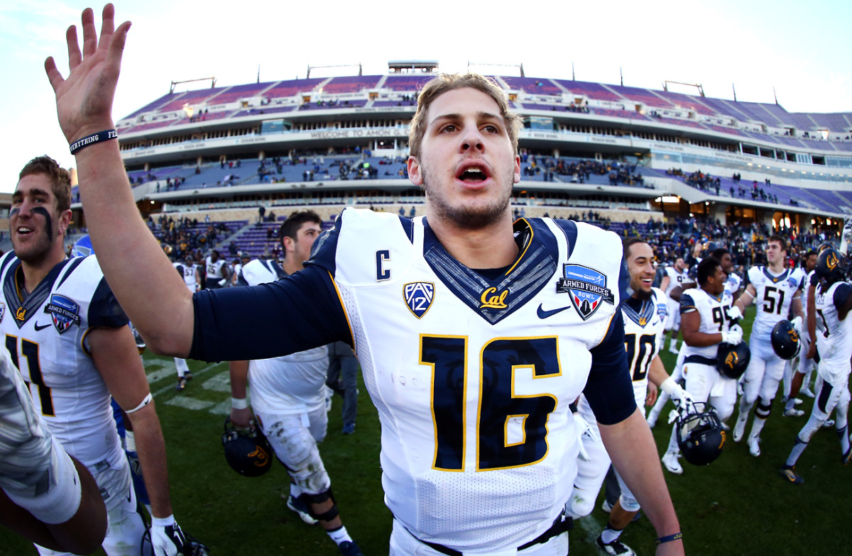 Goff was key to the rebuilding at Cal; he'll likely get the same opportunity with whichever NFL team drafts him.