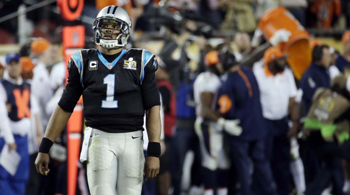 Cam Newton on Super Bowl: I took it extremely personal - Sports ...