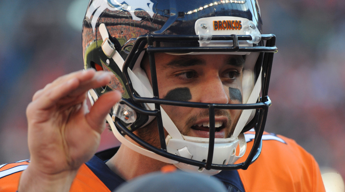 Should there be a visiting period before the official start of free agency, to allow players like Osweiler to meet with interested teams?