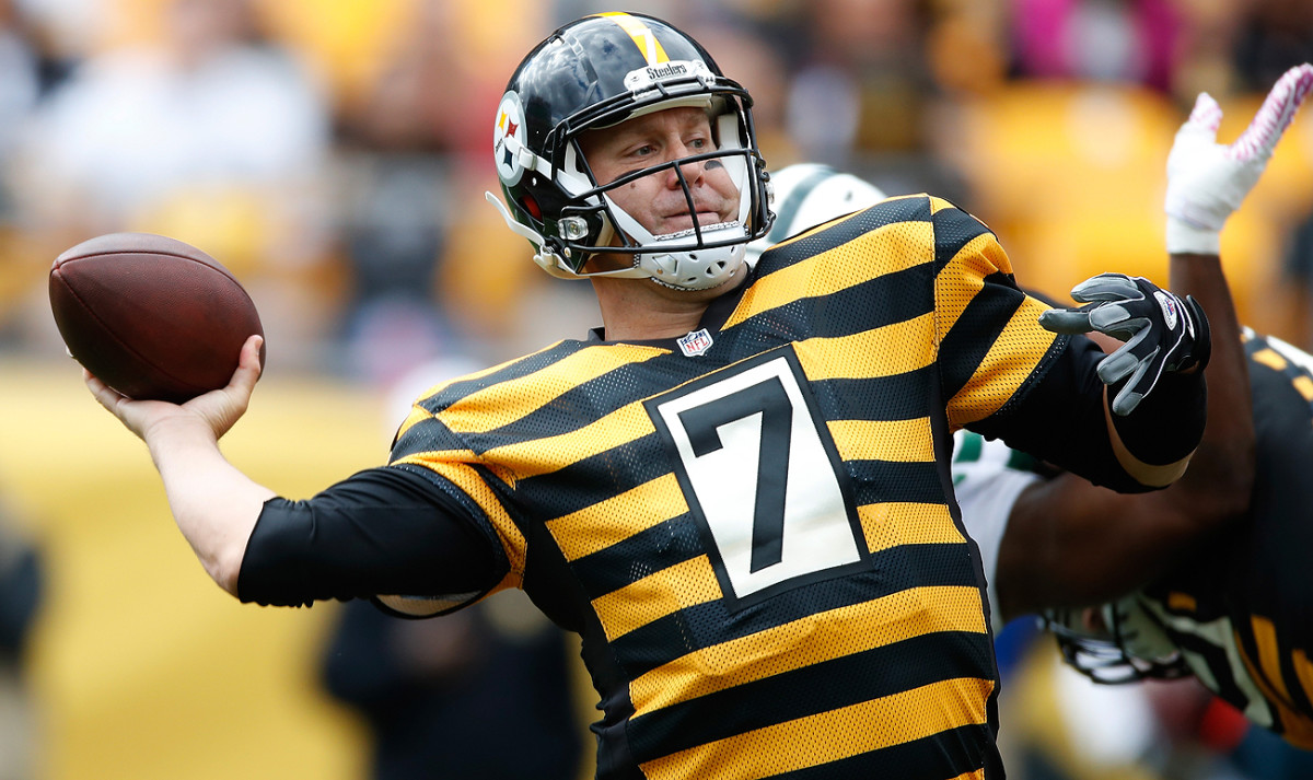 Ben Roethlisberger currently leads all NFL quarterbacks with 15 touchdown passes.