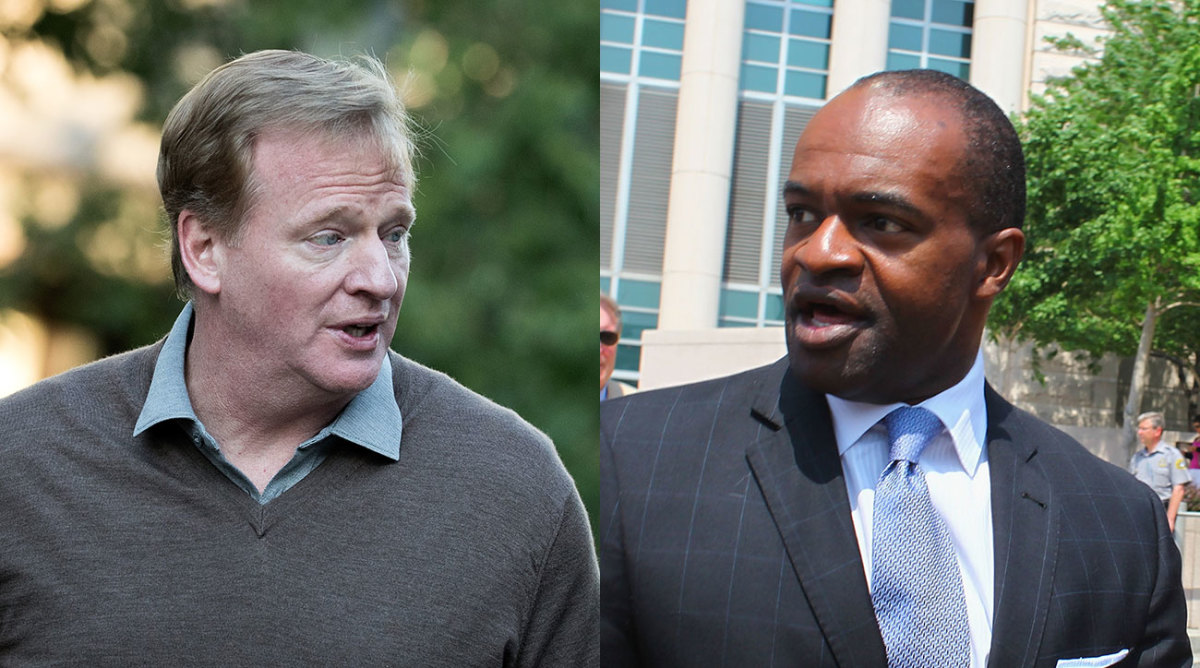Commissioner Roger Goodell and NFLPA executive director DeMaurice Smith have butted heads on numerous issues since 2011.