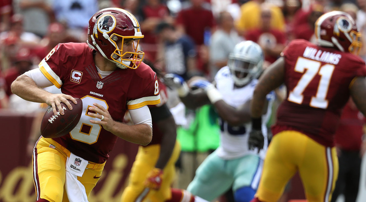 Owners have used the tag on players such as Cousins as a bargaining weapon rather than its original purpose, to retain true franchise players.