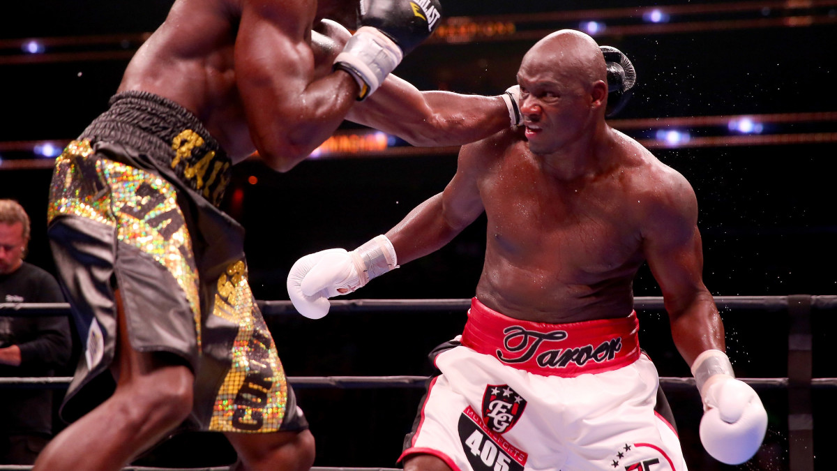 Antonio Tarver suspended six months, fined for positive ...