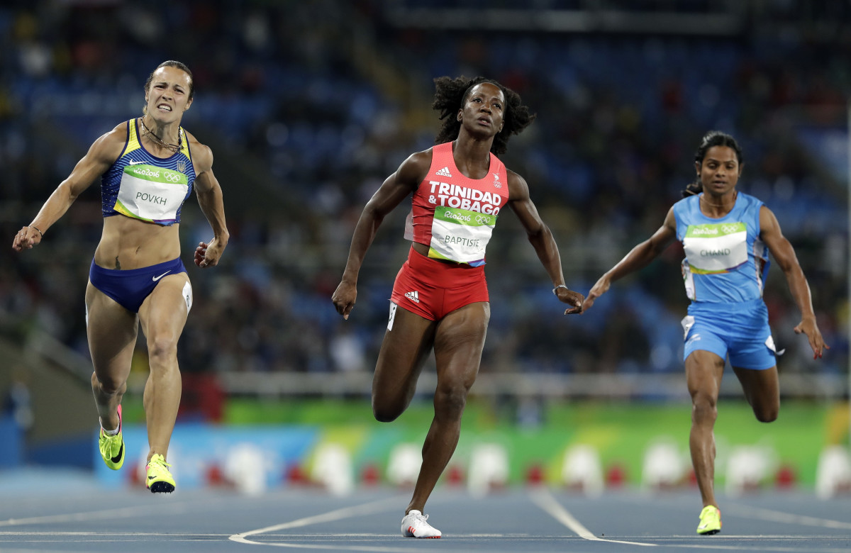 Brief glimpse of Rio Olympics, but all worth it for Dutee