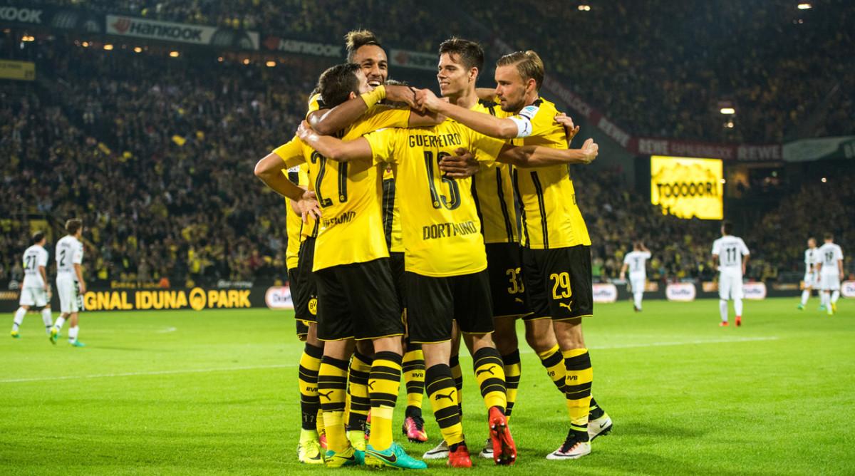 Real Vs Dortmund