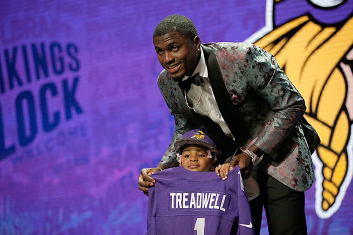 The Vikings needed a wide receiver, but is Laquon Treadwell the right fit?