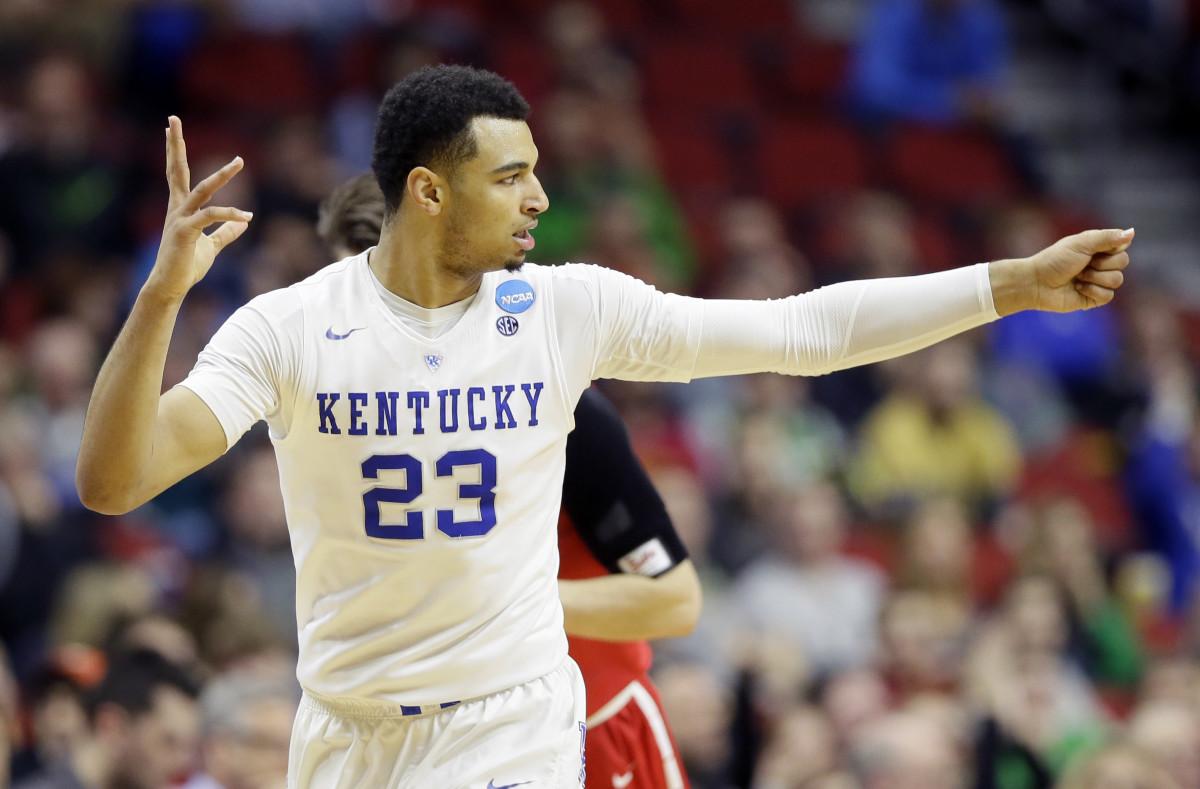 Kentucky guard Jamal Murray says he will enter NBA draft ...