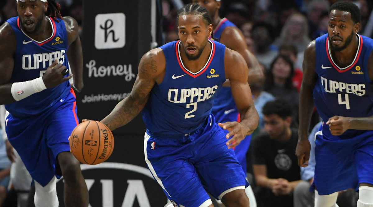 NBA DFS Daily Plays Thursday 11/7 DraftKings FanDuel Yahoo Kawhi Leonard