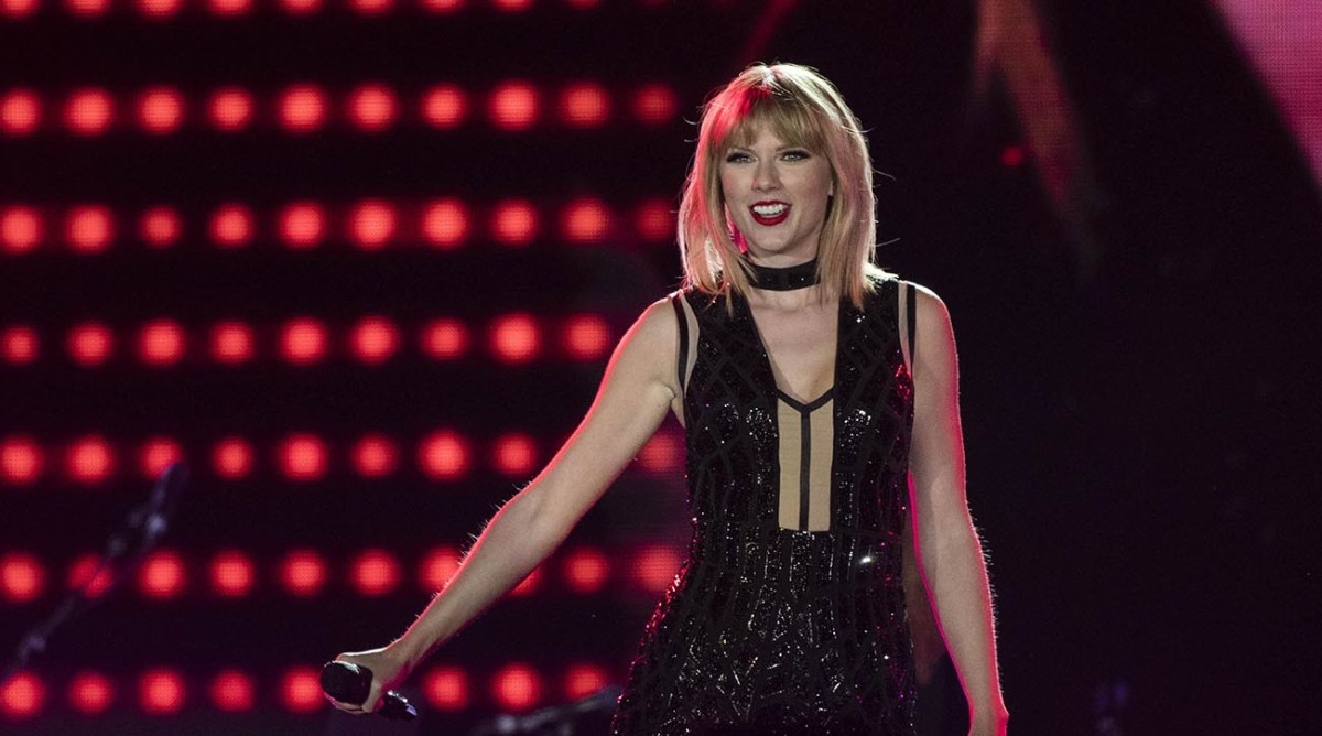 Taylor Swift To Headline Final Four Concert Sports Illustrated