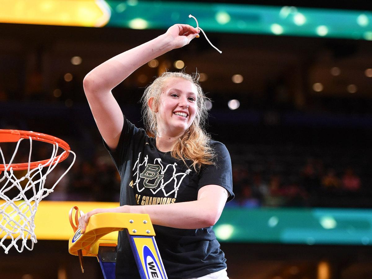 Baylor womens basketball Lauren Cox