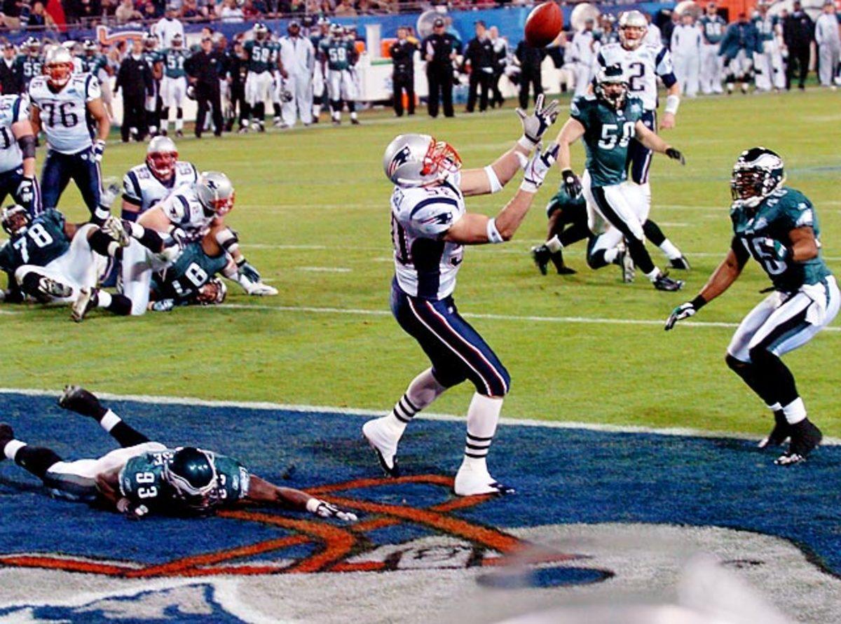 Super Bowl XXXIX, Feb. 6, 2005