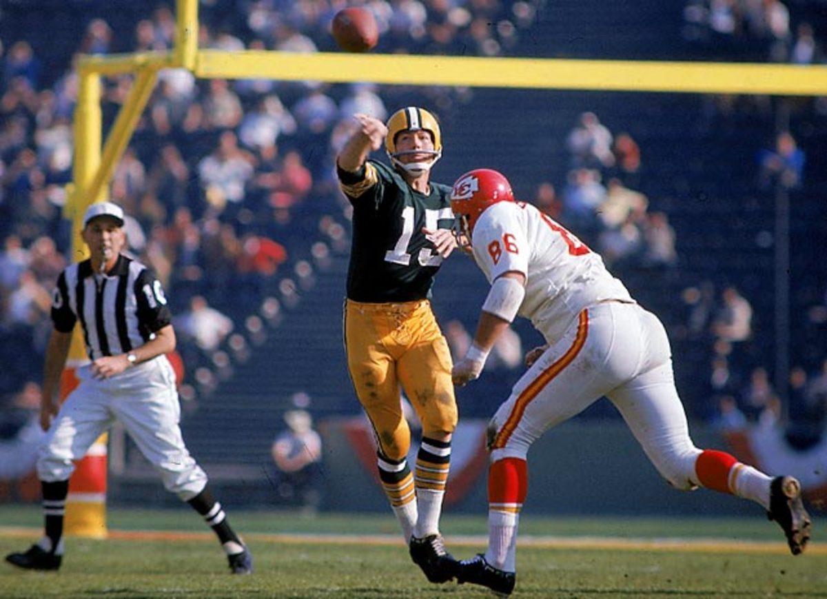 Super Bowl I, Jan. 15, 1967