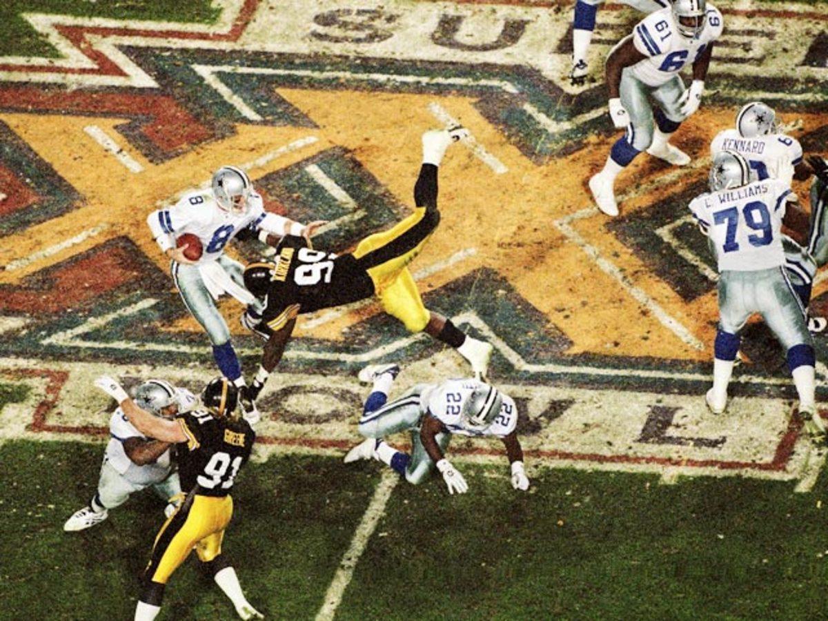 Super Bowl XXX, Jan. 28, 1996