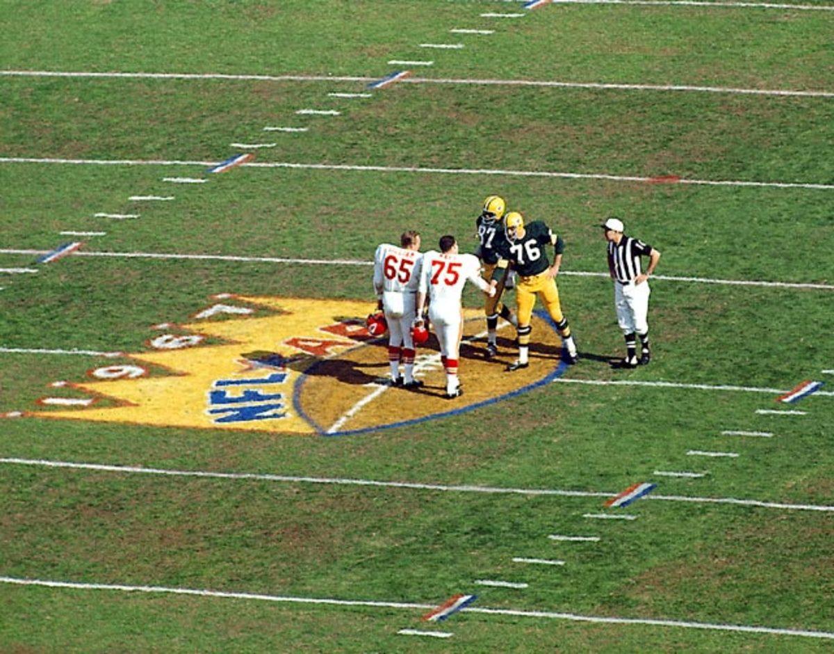 Super Bowl I, Jan 15. 1967