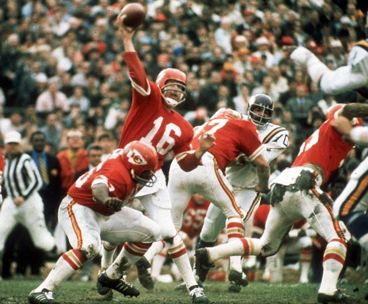 Super Bowl IV, Jan. 11, 1970