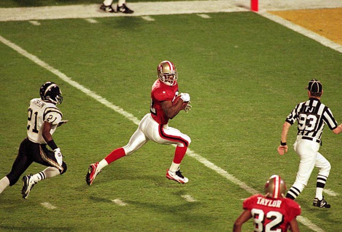Super Bowl XXIX, Jan. 29, 1995