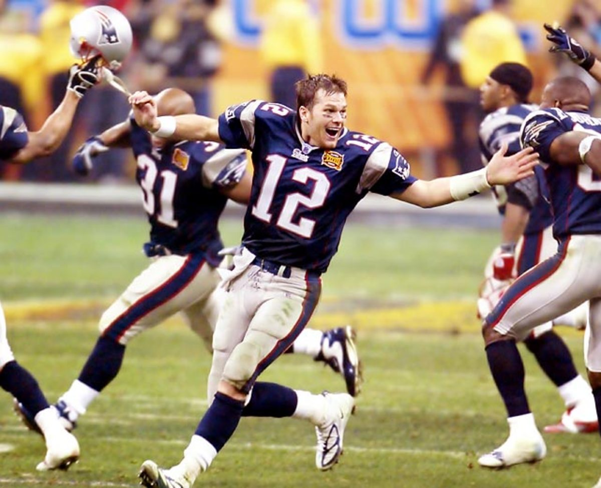 Super Bowl XXXVIII, Feb. 1, 2004