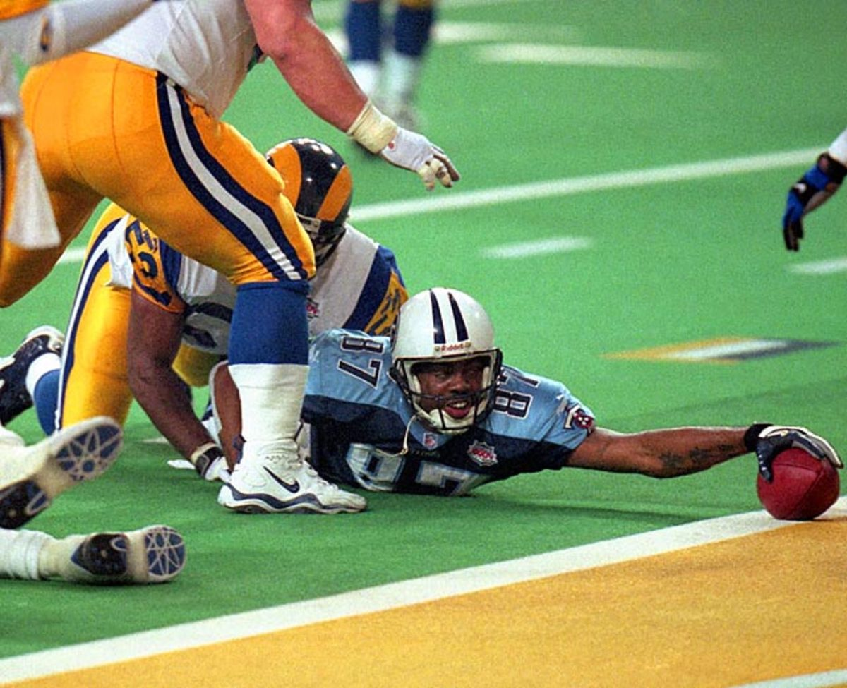 Super Bowl XXXIV, Jan. 30, 2000