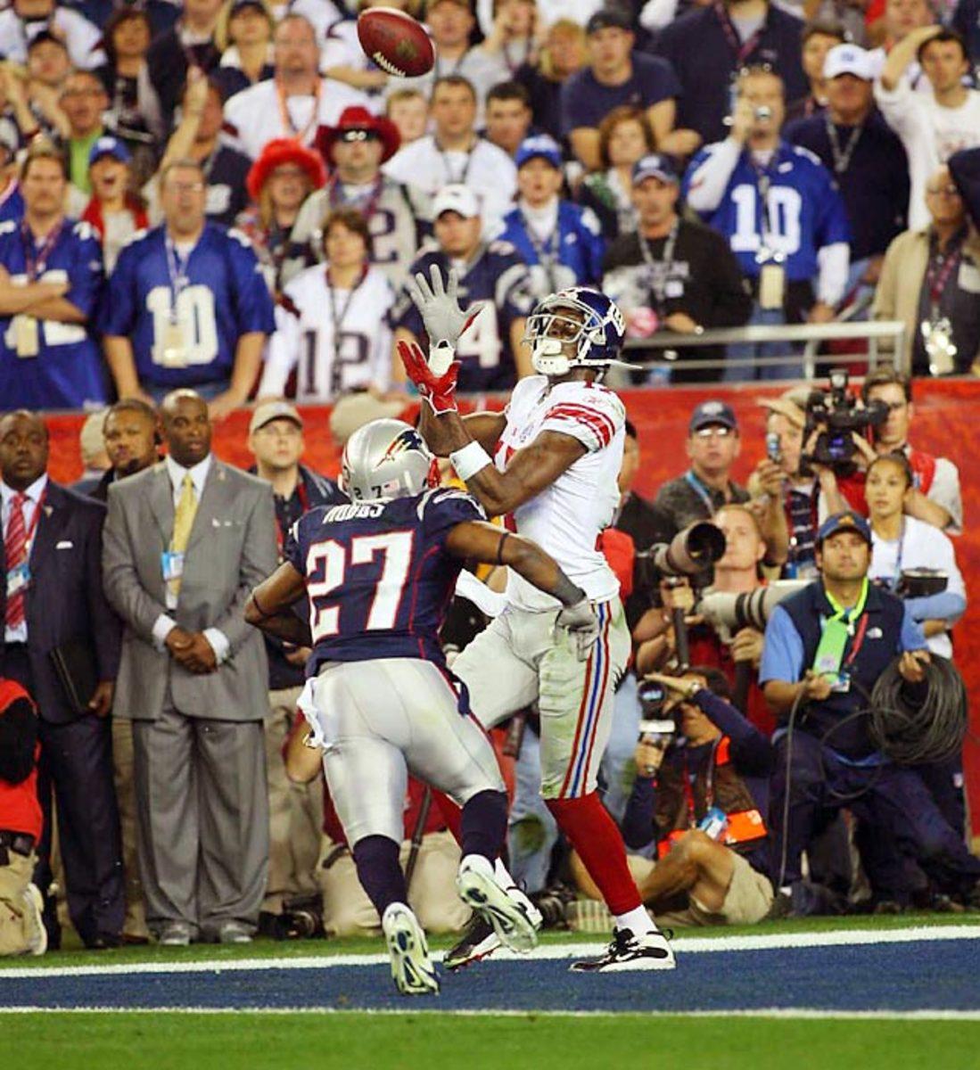 Super Bowl XLII, Feb. 3, 2008