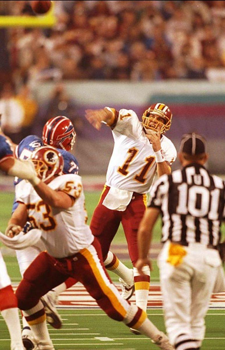 Super Bowl XXVI, Jan. 26, 1992