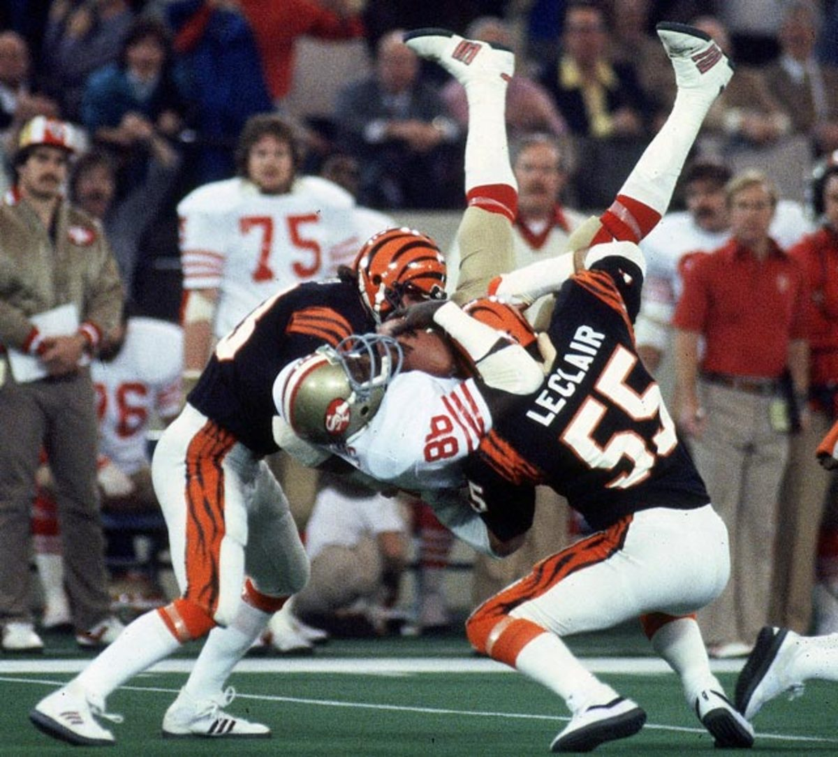 Super Bowl XVI, Jan. 24, 1982