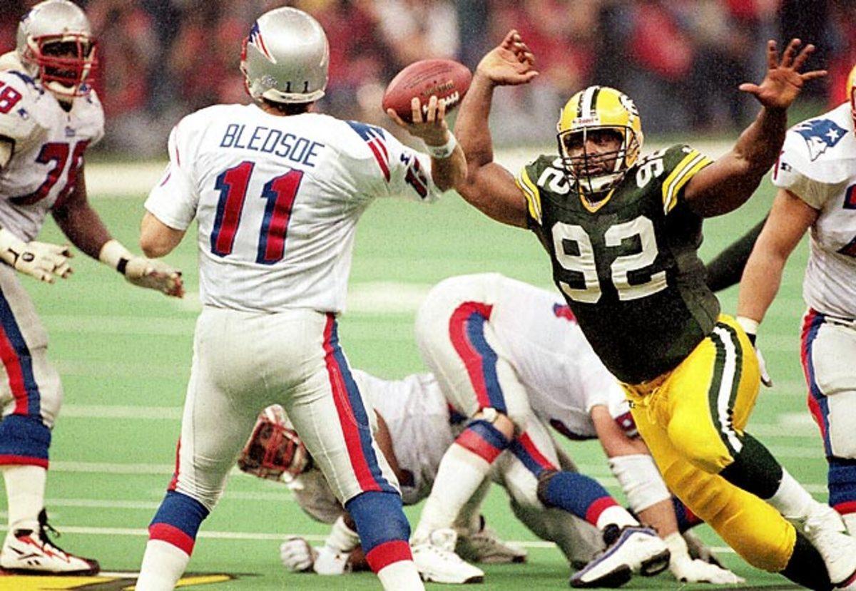 Super Bowl XXXI, Jan. 26, 1997