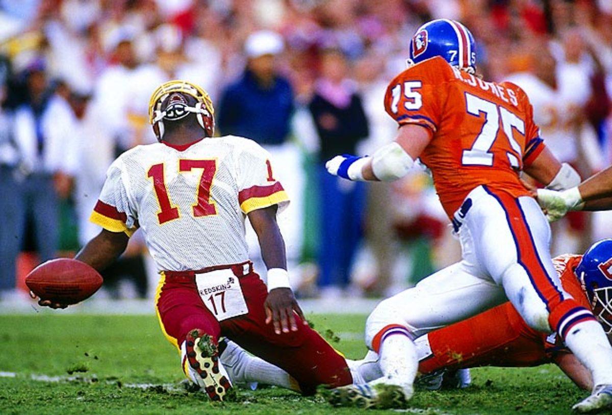 Super Bowl XXII, Jan. 31, 1988
