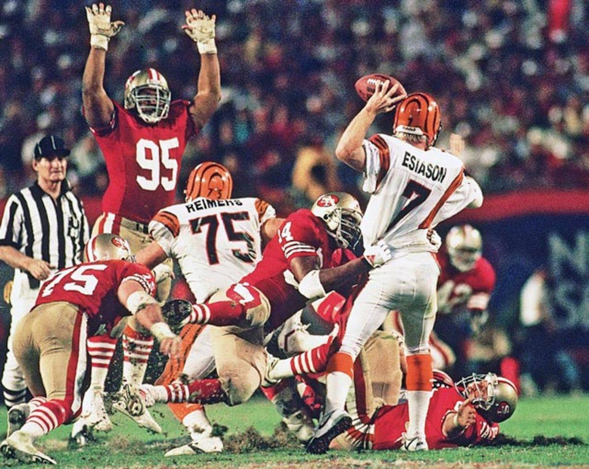 Super Bowl XXIII, Jan. 22, 1989